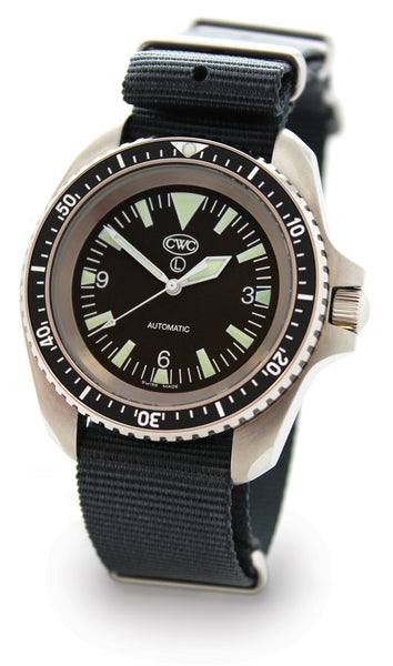 CWC RN AUTO DIVERS WATCH MK.2