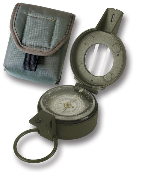 M-88 LIQUID PRISMATIC COMPASS - Silvermans