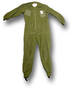 1970s RAF INNER FLYING SUIT - Silvermans  - 2