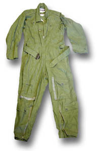 1959 HALF-BELTED FLYING SUIT - Silvermans  - 2
