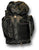 BLACK 30LT DAY SACK W/SIDE PKT - Silvermans  - 2