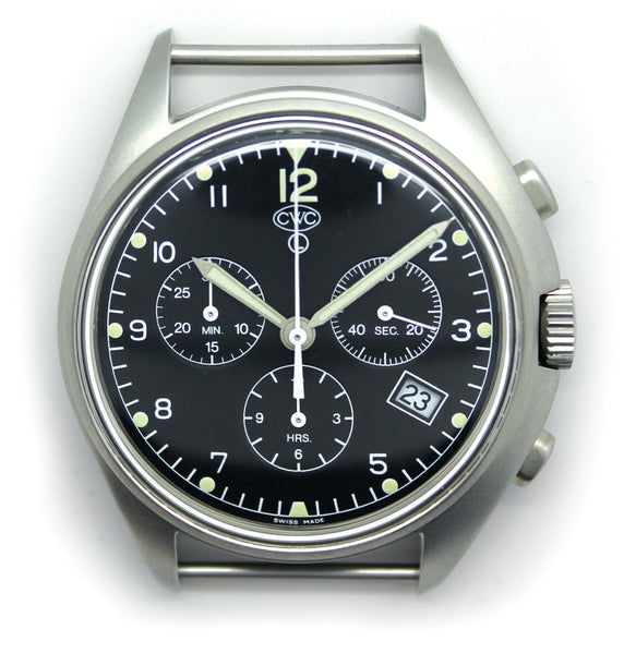 CWC QUARTZ CHRONOGRAPH WATCH - FRONT