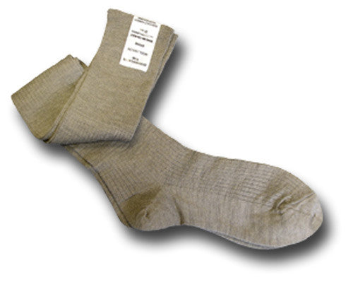 KNEE-LENGTH ARMY SOCKS - Silvermans  - 8