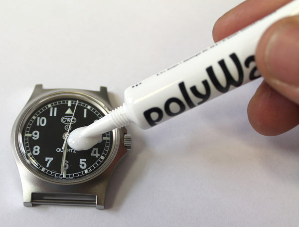 POLYWATCH REPAIR POLISH - Silvermans  - 2