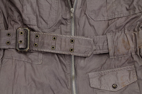 POPLIN FLYING SUIT - BELT