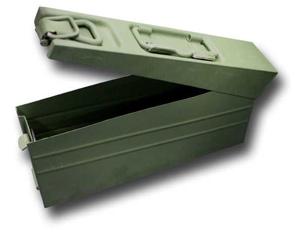 AMMO BOX - OPEN
