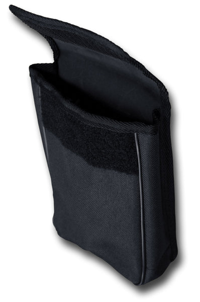 POLICE NYLON DOCUMENT POUCH - OPEN