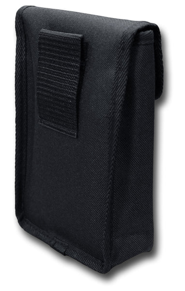 POLICE NYLON DOCUMENT POUCH - BACK