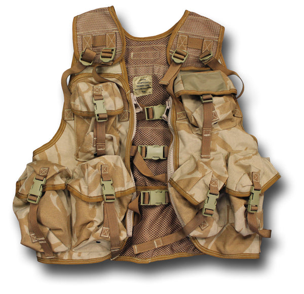 ASSAULT COMBAT VEST 95 - BRITISH DESERT 95
