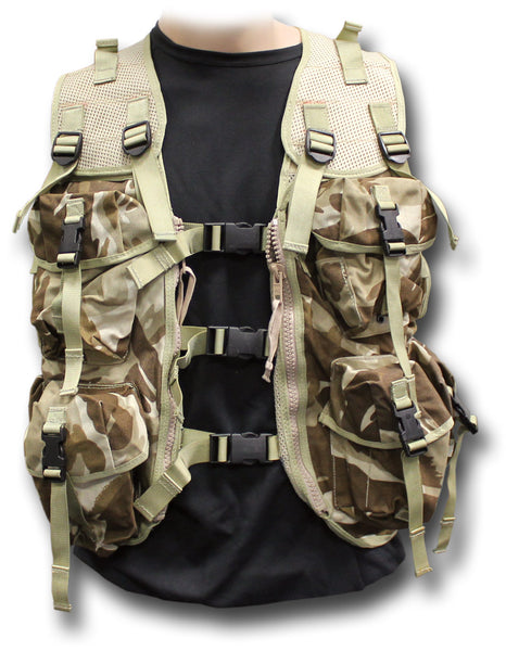 ASSAULT COMBAT VEST 95 - GULF WAR DESERT