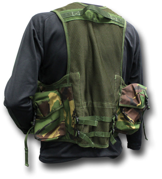 ASSAULT COMBAT VEST 95 - DPM, BACK