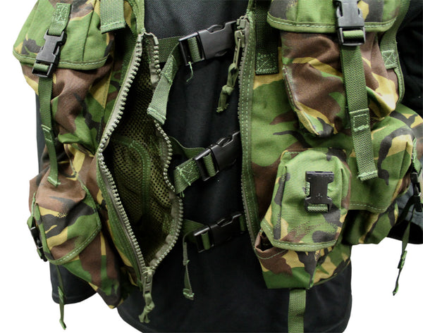 ASSAULT COMBAT VEST 95 - DPM, POCKET