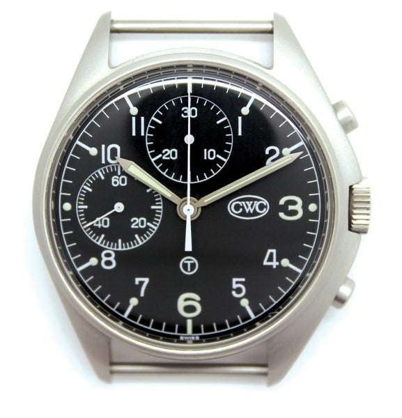 MECHANICAL CHRONOGRAPH NO DATE - Silvermans  - 2