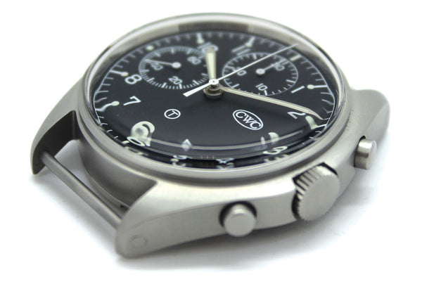MECHANICAL CHRONOGRAPH NO DATE - Silvermans  - 3
