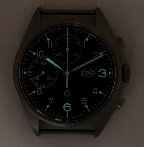 MECHANICAL CHRONOGRAPH NO DATE - Silvermans  - 4