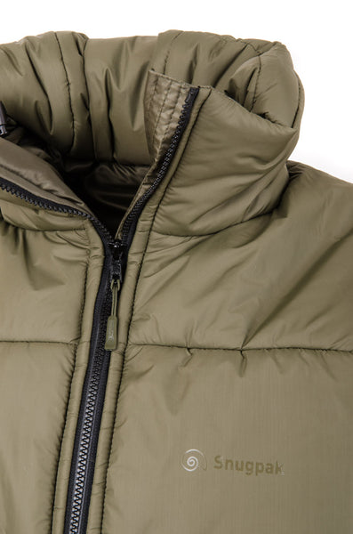 SNUGPAK SASQUATCH JACKET - ZIP