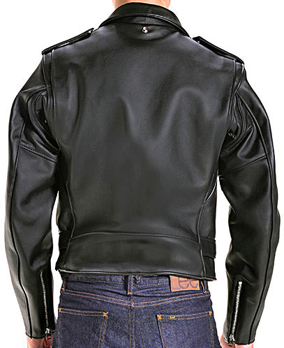 PERFECTO 618 MOTORCYCLE JACKET - BACK