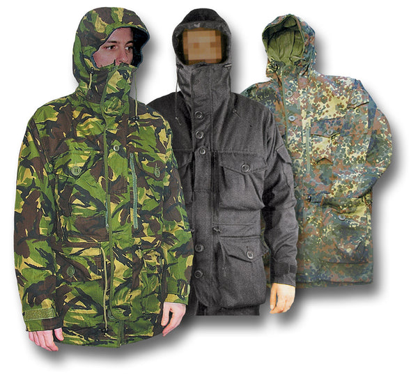 ARKTIS WATERPROOF SMOCK - Silvermans