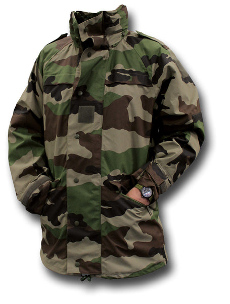 FRENCH MVP WATERPROOF JACKET WITH POCKETS