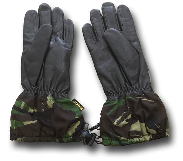 GORETEX CAMMO COMBAT GLOVES - Silvermans  - 2