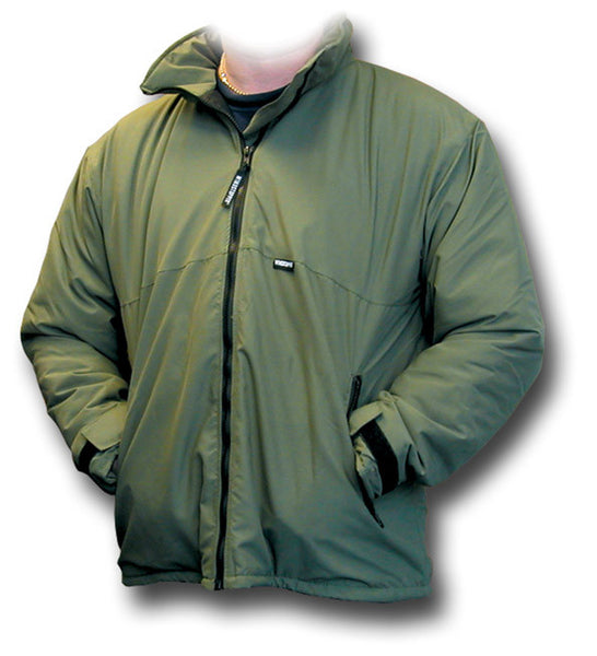 WINDSTOPPER LOFT-LINER JACKET - GREEN
