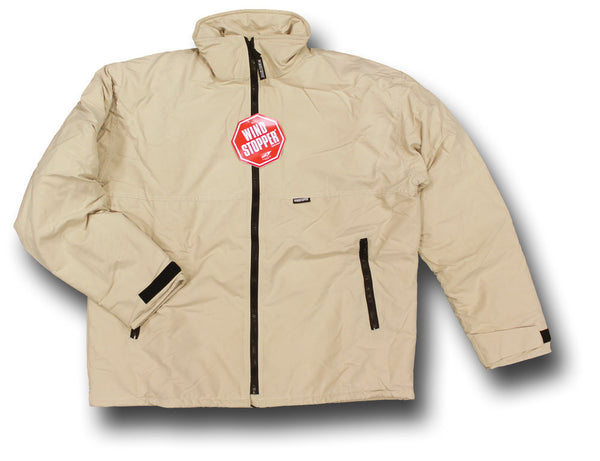 WINDSTOPPER LOFT-LINER JACKET - SAND