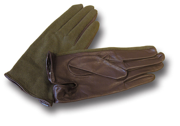 FRENCH FORCES LEATHER GLOVES