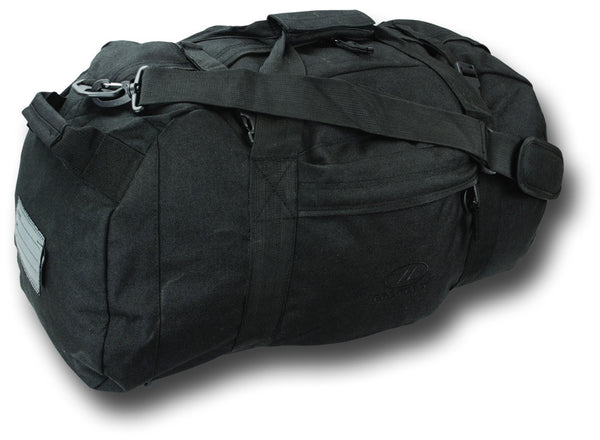 HIGHLANDER LOADER HOLDALL - BLACK