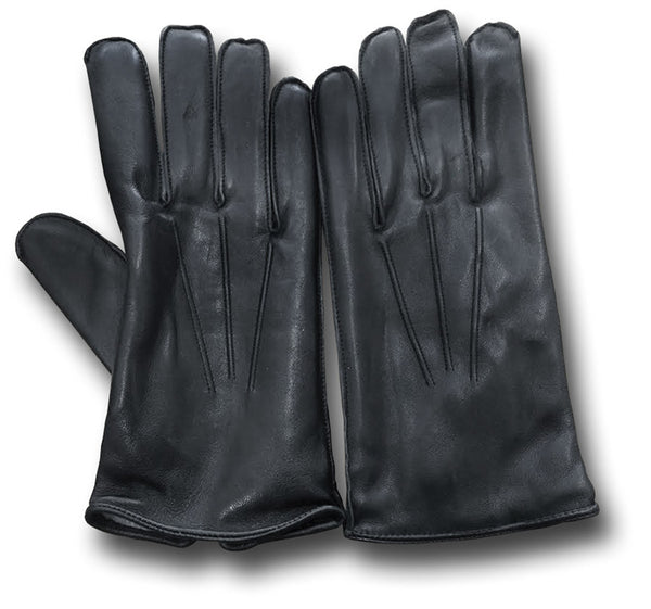 POLICE DUTY GLOVES, UK-MADE - Silvermans  - 2