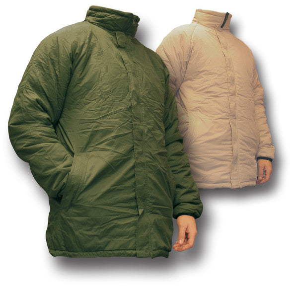 BIVVY JACKET REVERSIBLE - Silvermans  - 2