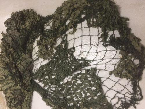 USED 10'x10' ARMY CAMMO NET - Silvermans  - 2