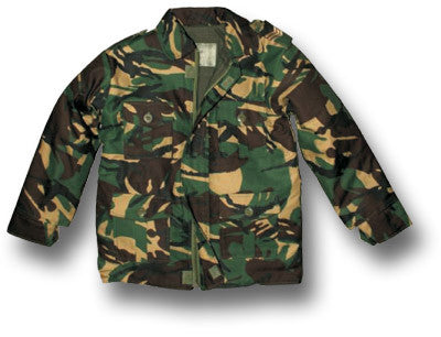 KIDS DPM COMBAT JACKET - Silvermans  - 2