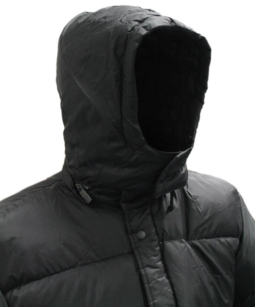 DOWN JACKET - HOOD UP