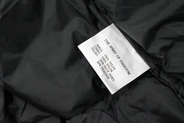 DOWN JACKET - LABEL