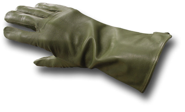 RAF LEATHER FLYING GLOVES - Silvermans  - 2