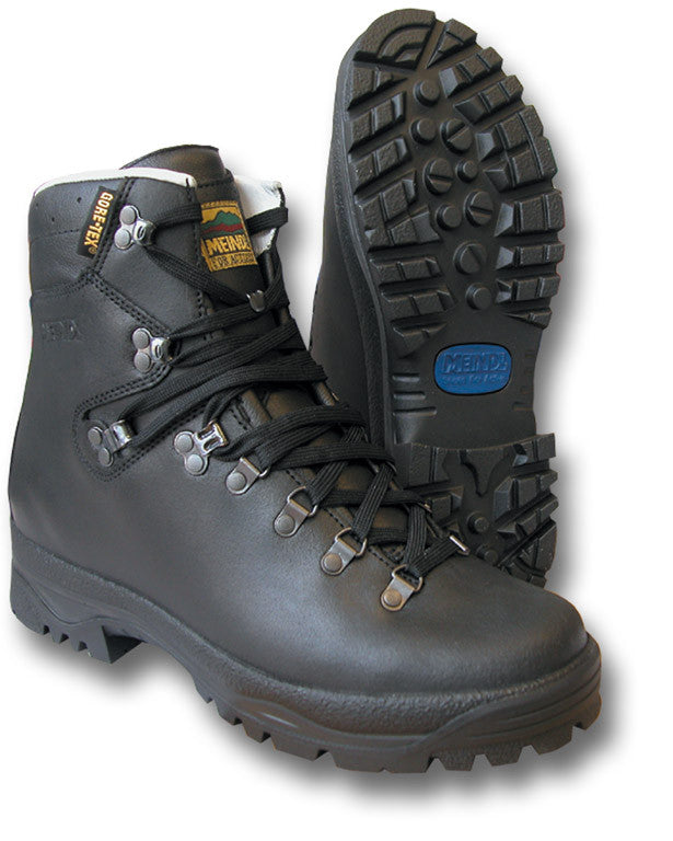 Meindl Goretex Army Boots Silvermans