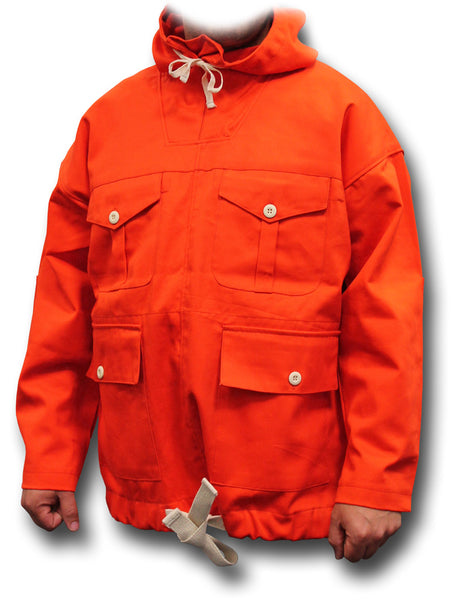 COPY SAS 1940 SMOCK - ORANGE