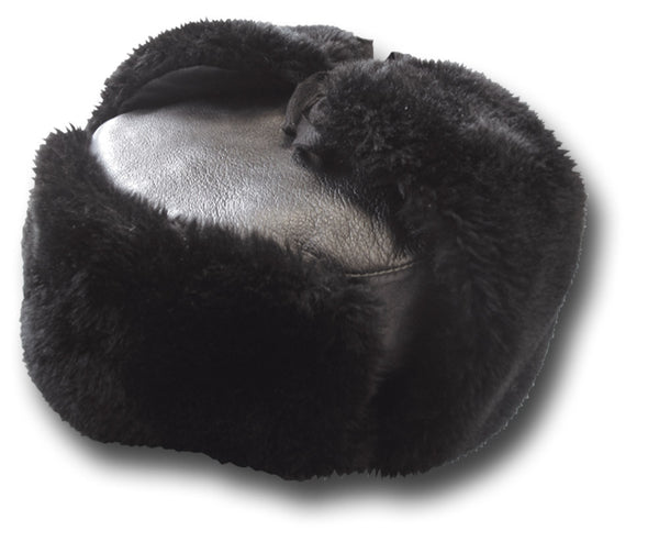 RUSSIAN STYLE SHEEPSKIN HAT - Silvermans  - 2