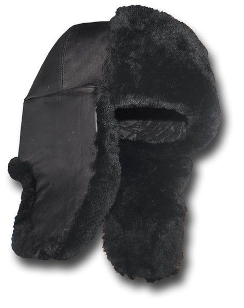 RUSSIAN STYLE SHEEPSKIN HAT - Silvermans  - 3