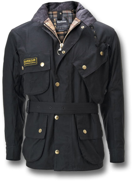 BARBOUR INTERNATIONAL JACKET - Silvermans  - 2