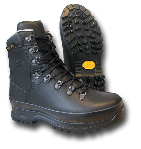 HAN-WAG GTX COMBAT BOOTS BLACK - Silvermans  - 2