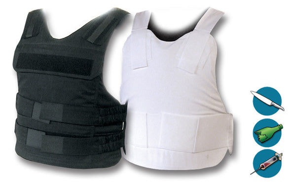 BODY ARMOUR KR1 VEST ANTI STAB - Silvermans  - 2