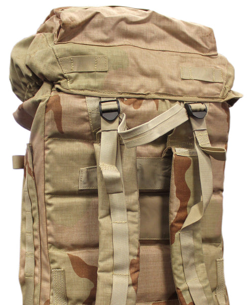 TRI DESERT BERGEN - NO SIDE POUCHES - BACK