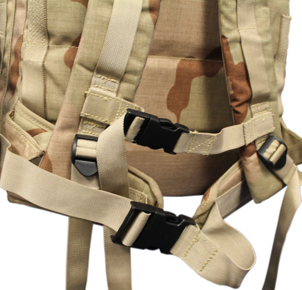 TRI DESERT BERGEN - BELT AND STRAPS
