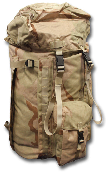 TRI DESERT BERGEN - NO SIDE POUCHES