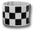 CHECKERED TRIM TAPE - Silvermans  - 2