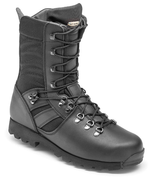ALTBERG BLACK JUNGLE BOOTS - Silvermans  - 2