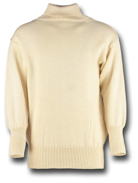 ROYAL NAVY SUB SWEATER WHITE
