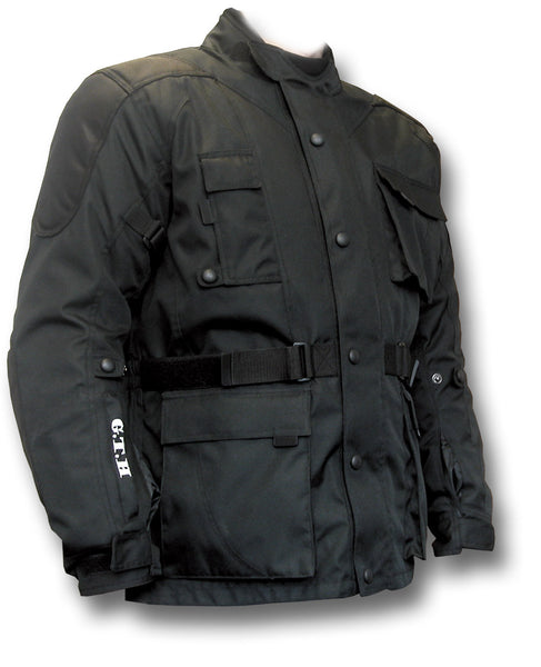 GTH CORDURA WATERPROOF MC JKT - Silvermans  - 2