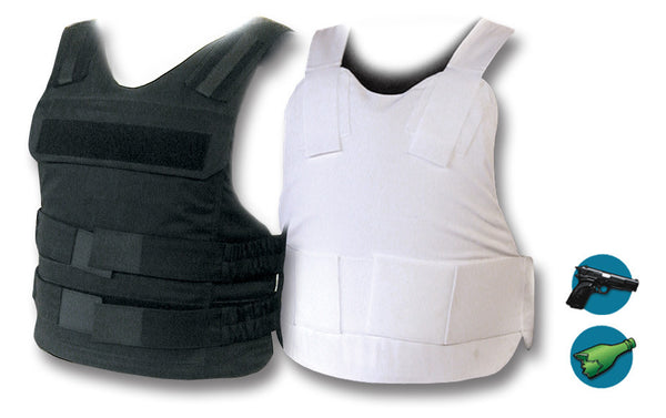 BODY ARMOUR LVL2  KEVLAR VEST - Silvermans  - 2